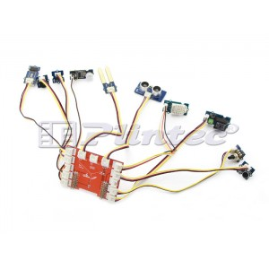 KIT CONECTOR GROVE PARA LAUNCHPAD